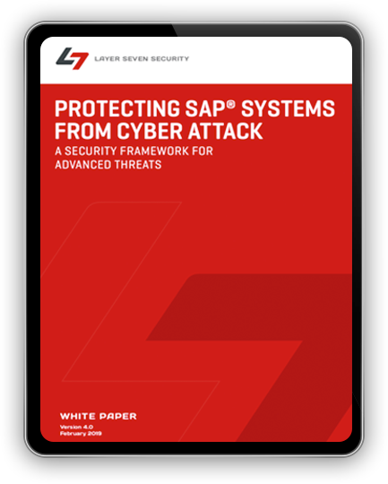 Free Guide to Securing SAP Systems