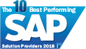 The 10 Best Performing SAP Partners 2018